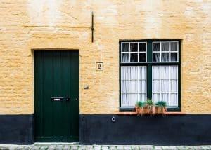 peinture extérieure facade