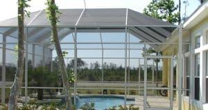 abri de piscine