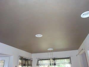faux plafond travaux