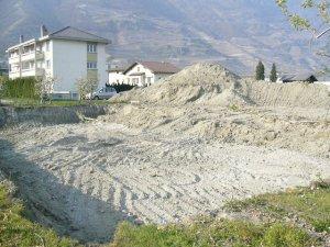 terrassement maison