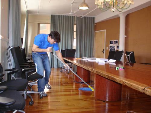 ménage nettoyage bureau