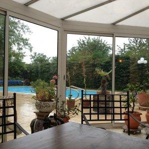 veranda pvc prix