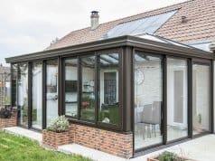 exemple de veranda en brique