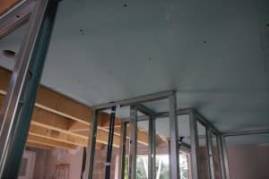 faux plafond pose