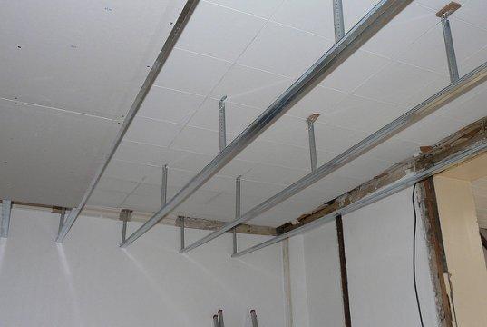 prix pose faux plafond ©flirck