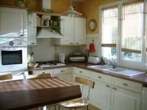cuisine à l'ancienne