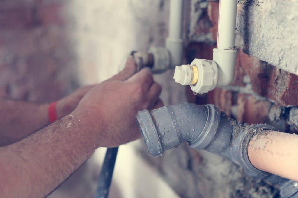 canalisation réparation et pose