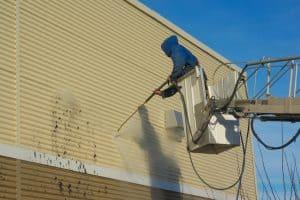 traitement anti mousse de façade