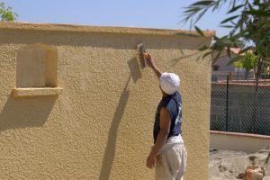 Peinture façade selon les matériaux