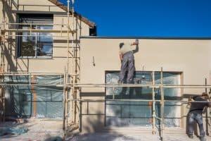 Coût peinture de façade