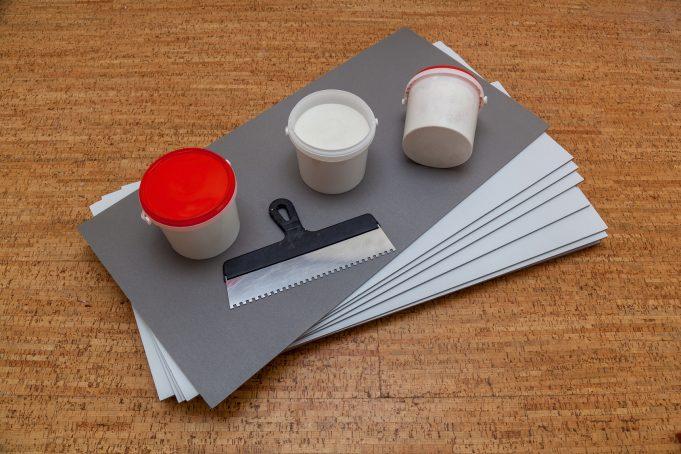 matériel peinture et isolation