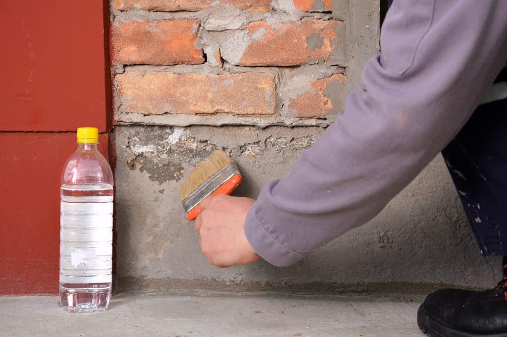 procédé assèchement de mur