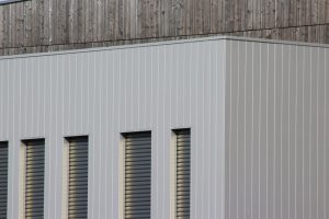 investir bardage façade
