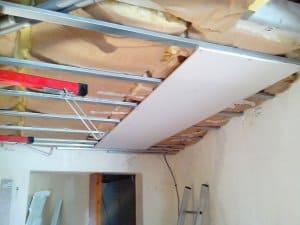 faux plafond renovation