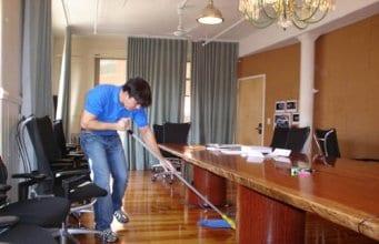ménage nettoyage