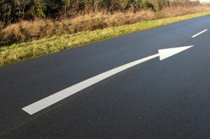 route enrobe