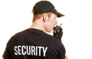 alarme securite