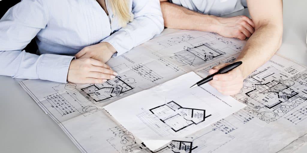 coût des services d'un architecte projet d'aménagement intérieur