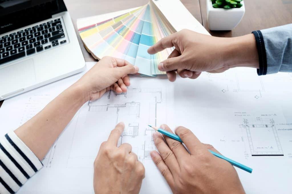 règles administratives relatives à la peinture de façade