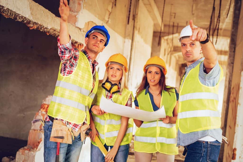 coordination des travaux de construction
