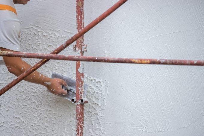 Crepire Un Mur Interieur Jenlave Mon Mur En Cracpi Crepir Un Mur