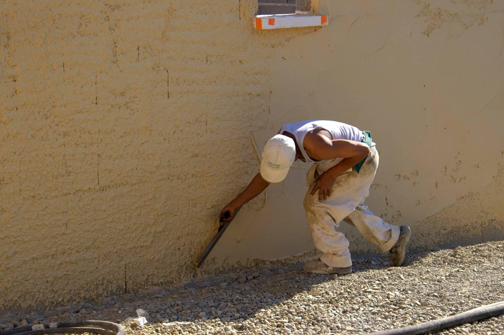 Enduit fa ade prb vs enduit fa ade weber for Prb peinture facade