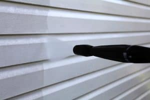 produits de nettoyage de façade