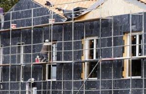 Travaux construction maison