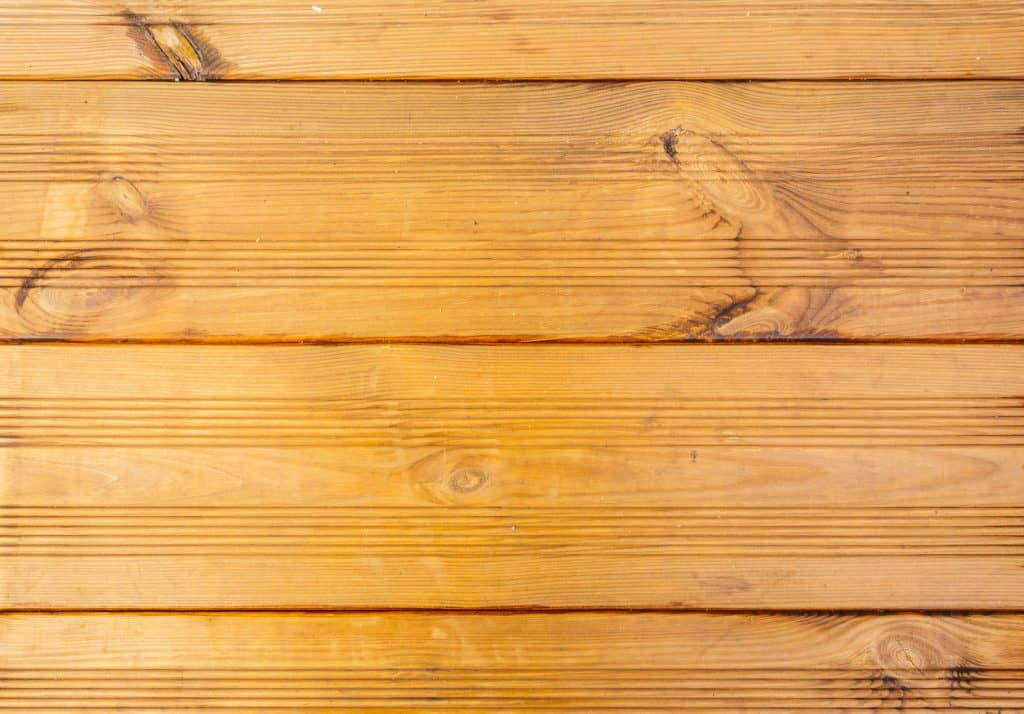 Étanchéité de façade extérieure en bois